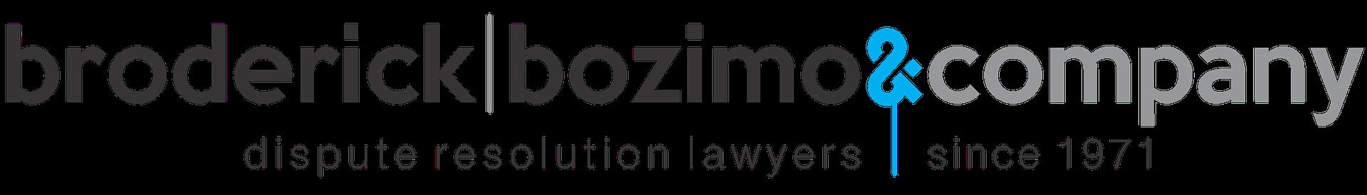 Broderick Bozimo & Company